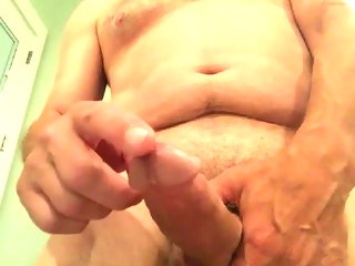 dad Big dicked dad wanking 010 dicked