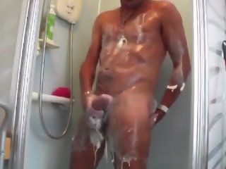 shower Daddy on the shower daddy